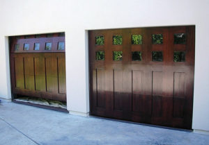 garage door opening by itself
