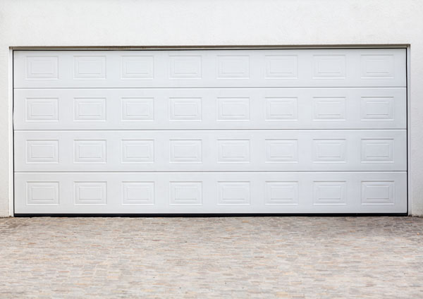 A garage-door seal helps insulate your garage.